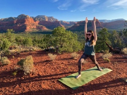 SEDONA VORTEX HIKE, YOGA, MEDITATION